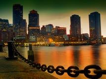 Boston, le Massachusetts, Etats-Unis Photos stock
