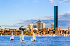 Boston, le Massachusetts, Etats-Unis image libre de droits