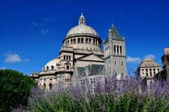Boston, MA: Christian Science Mother Church Stock Photos