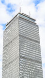 BOSTON, MA - MAR 16: Prudential Tower closeup on March 16, 2013 Stock Image