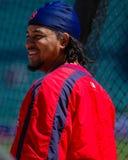 boston manny ramirez Red Sox Royaltyfri Fotografi