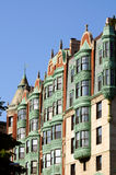 Boston Mansion Exterior Stock Photos