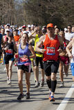 Boston Marathon Royalty Free Stock Images