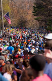 Boston Marathon Royalty Free Stock Photos