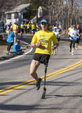 The Boston Marathon 2014 Royalty Free Stock Photo