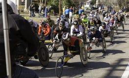 Boston Marathon 2014 Stock Photos