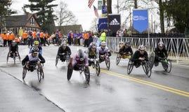 Boston Marathon 2015 Stock Image