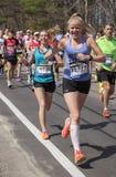 The Boston Marathon 2014 Stock Photos