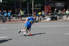 Boston Marathon 2014 Royalty Free Stock Photography