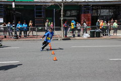 Boston Marathon 2014 Stock Photography