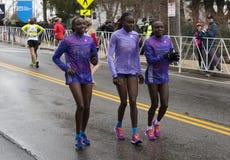 Boston Marathon 2015 Stock Images