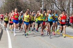 Boston Marathon 2013 Stock Image