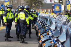 Boston Marathon 2013 Stock Images