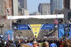 Boston Marathon 2014 Royalty Free Stock Photo