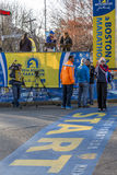 Boston Marathon 2014 Royalty Free Stock Image