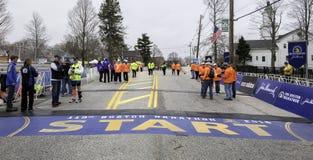 Boston Marathon 2015 Royalty Free Stock Photos
