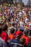 Boston Marathon 2012 Stock Photo