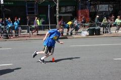 Boston maraton 2014 Royaltyfri Fotografi