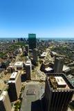 Boston in Massachusetts Royalty Free Stock Photo