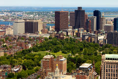 Boston in Massachusetts Stock Photos