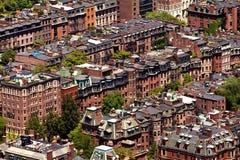 Boston in Massachusetts Royalty Free Stock Photography
