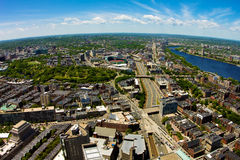 Boston in Massachusetts Royalty Free Stock Images