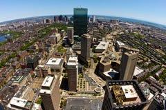 Boston in Massachusetts Stock Photography