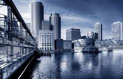 boston Massachusetts Zdjęcie Royalty Free