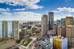 Boston, Massachusetts Stock Photos