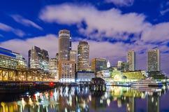 Boston, Massachusetts fotos de archivo