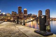 boston Massachusetts Fotografia Royalty Free
