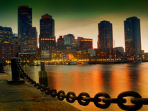 Boston, Massachusetts, de V.S. Stock Foto's