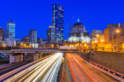 Boston, Massachusetts, EUA foto de stock royalty free