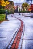Boston Massachusetts Freedom trail autumn royalty free stock photography