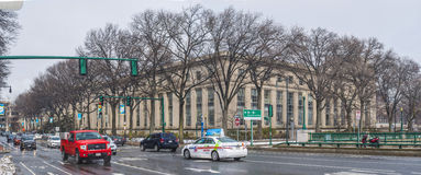 Boston Massachusetts Institute Of Technology Obrazy Royalty Free