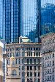 BOSTON, MASSACHUSETTS - JANUARY 04, 2014: Boston Cityscape Royalty Free Stock Photo