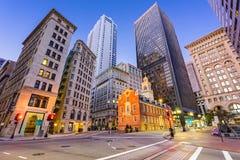 Boston, Massachusetts, los E.E.U.U. imágenes de archivo libres de regalías