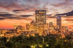 Boston, Massachusetts, los E.E.U.U. fotos de archivo