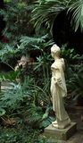 Antique statue of Greek goddess Persephone in the Isabella Stewart Gardner Museum, Fenway park, Boston, Massachusetts stock photography