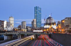 Boston, Massachusetts Stock Photo