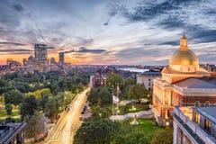 Boston, Massachusetts, U.S.A. immagine stock libera da diritti