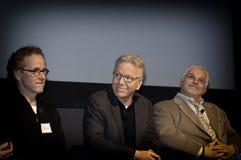 Lehr - Boeri - Davis. Boston, Massachusetts US - March 2013 - Dick Lehr (left) award winning coauthor of the book Whitey: The Life of America's Most Notorious Stock Photo