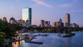 Boston, Massachusetts, USA stock video