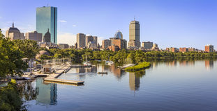 Boston in Massachusetts, USA Stockbild