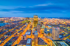 Boston, Massachusetts, USA Royalty Free Stock Image
