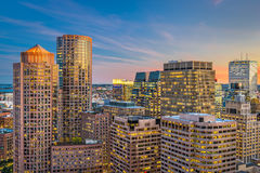 Boston, Massachusetts, USA Royalty Free Stock Photos