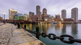 Boston, Massachusetts, USA stock footage