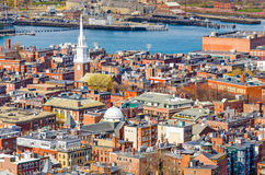 Boston, Massachusetts, USA Stock Image