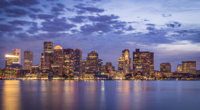 Boston in Massachusetts, USA Stock Photo