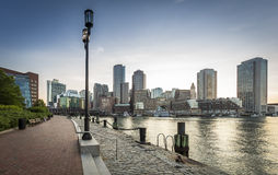 Boston in Massachusetts, USA Royalty Free Stock Image